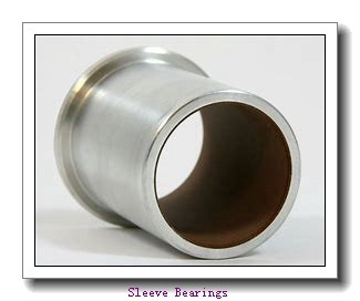 ISOSTATIC EP-243044  Sleeve Bearings