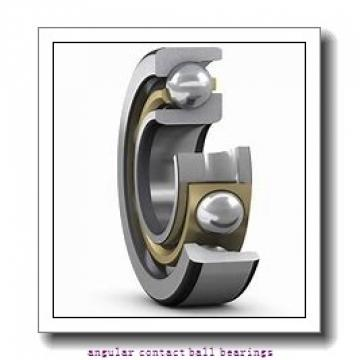 FAG QJ222-N2-MPA-C4-F59  Angular Contact Ball Bearings