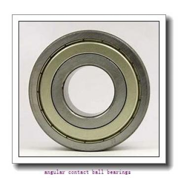FAG 7317-B-FP-UO  Angular Contact Ball Bearings