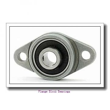 QM INDUSTRIES QVFK15V207SB  Flange Block Bearings
