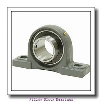 1.188 Inch | 30.175 Millimeter x 2.625 Inch | 66.675 Millimeter x 1.875 Inch | 47.63 Millimeter  DODGE SP2B-IP-103RE  Pillow Block Bearings